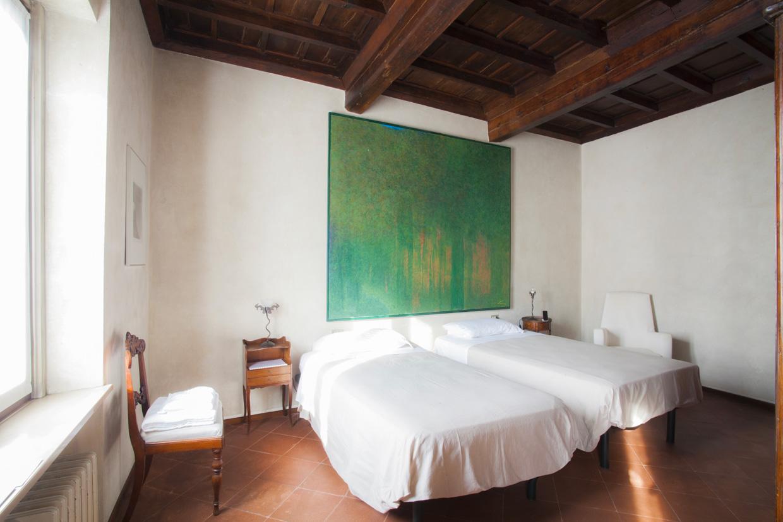 Stanza verde b b a mantova dormire a mantova hotel for Stanza mantova